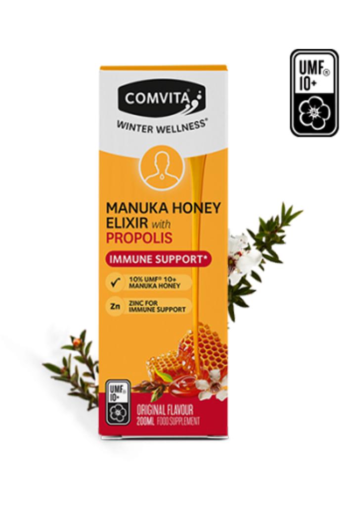 Elixir Propolis & Miere Manuka UMF®10+ 200ml