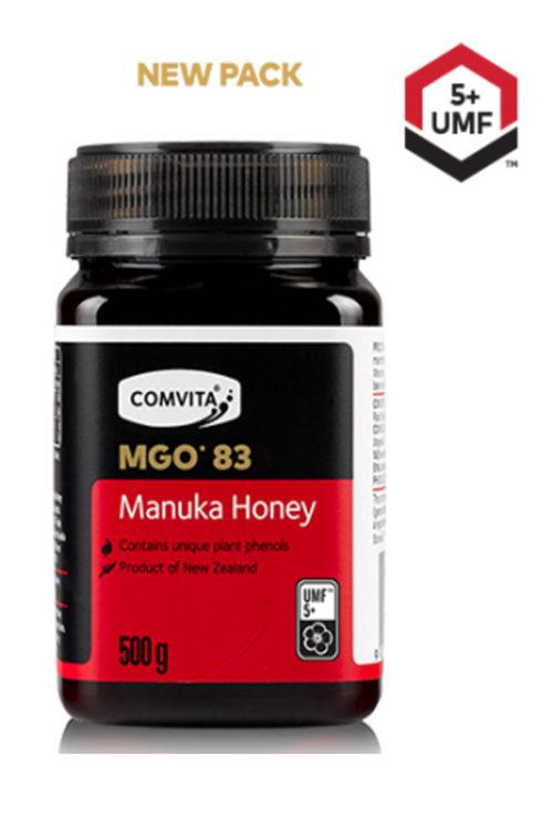 Miere de Manuka UMF®5+ 500gr. Beneficii miere de Manuka: puternice proprietati antiseptice, antivirale, antibacteriene si antibiotice;