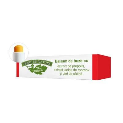 Balsam buze propolis 8g