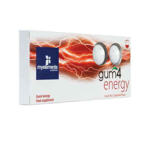 GUM4 ENERGY - GUMA DE MESTECAT FARA ZAHAR 10BUC