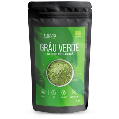 Grau Verde Pulbere Ecologica/BIO 125g