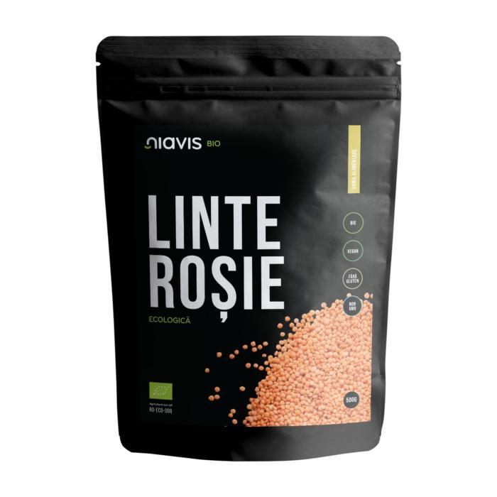 Linte Rosie Ecologica/BIO 500g