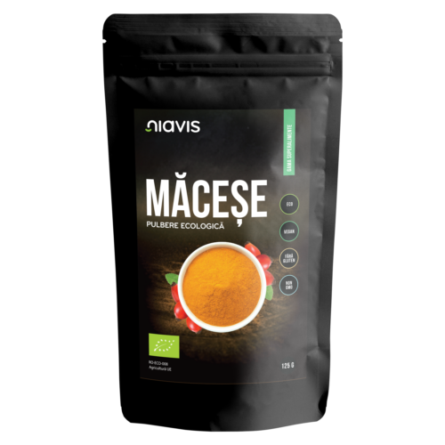 Macese pulbere Ecologica/BIO 125g