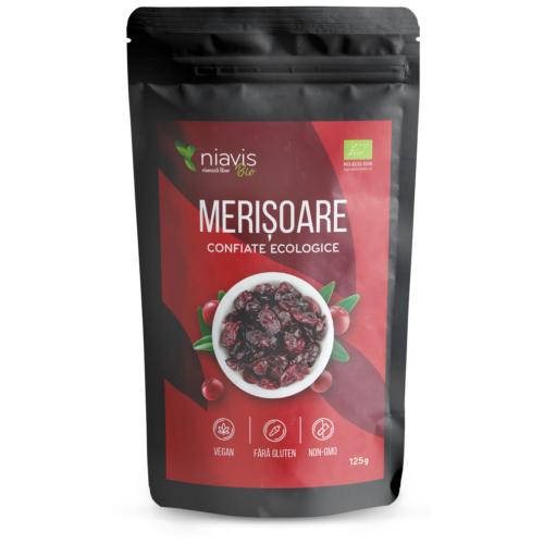 Merisoare Ecologice/BIO 125g