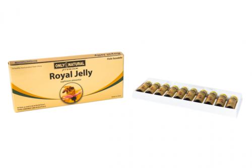 Royal Jelly 10 fiole a 10ml