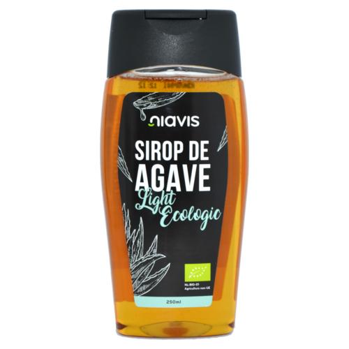 Sirop de Agave Light Ecologic/BIO 250ml/350g