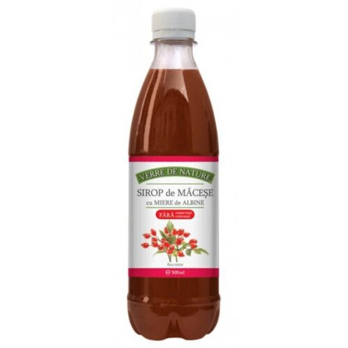 Sirop macese si miere 500ml