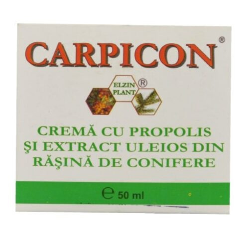 Crema cu propolis Carpicon 50ml