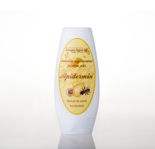 Balsam regenerant pentru par cu laptisor de matca si bio keratina 200 ml