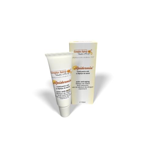 Crema pentru ochi complex antiaging cu laptisor de matca 10 ml