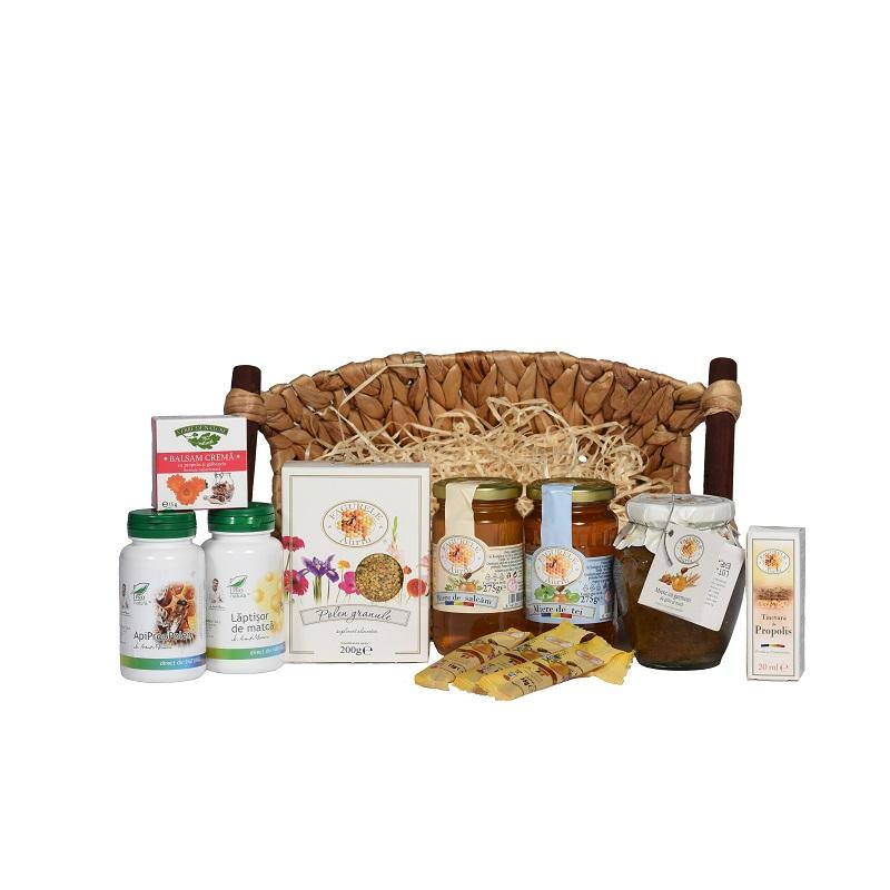 Cos cu Produse – Vitamine & Miere
