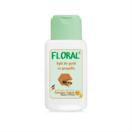 Floral apa de gura cu propolis 100 ml