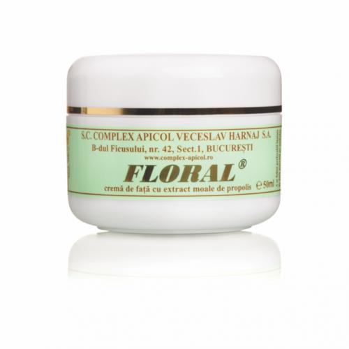 Floral crema pentru fata cu propolis 50 ml
