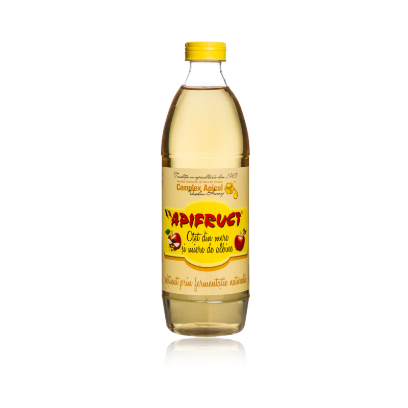 Otet din mere si miere 500 ml