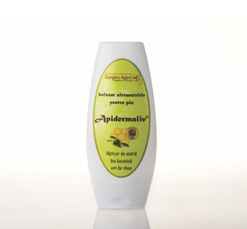 Balsam ultranutritiv pentru par cu laptisor de matca, bio keratina 200 ml